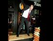 Gerrit tanzt gerne exponiert