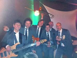Unsere Partyband aus NRW als Hochzeitsband in Kiel