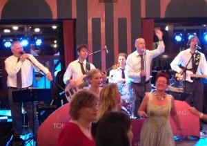 Tom Browne Partyband in Köln - Bergisch Gladbach