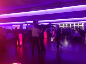 TB Partyband aus Köln, NRW, mit Time of my Life Hebefigur in Kassel