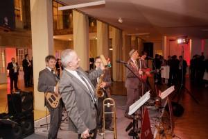 TB Partyband aus Köln in Kassel bei Plentymarkets Kongress