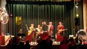 TB Tanzband beim 60 jährigem Jubiläum in Bad Honnef