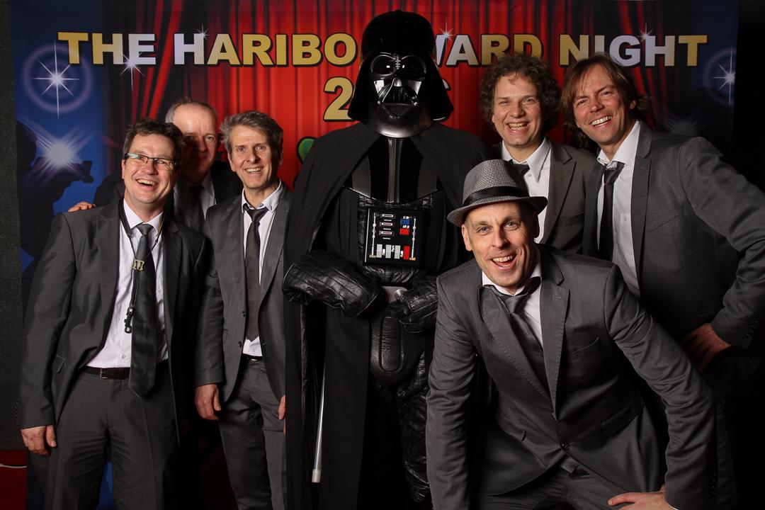 Darth Vader trifft Tom Browne Partyband Köln