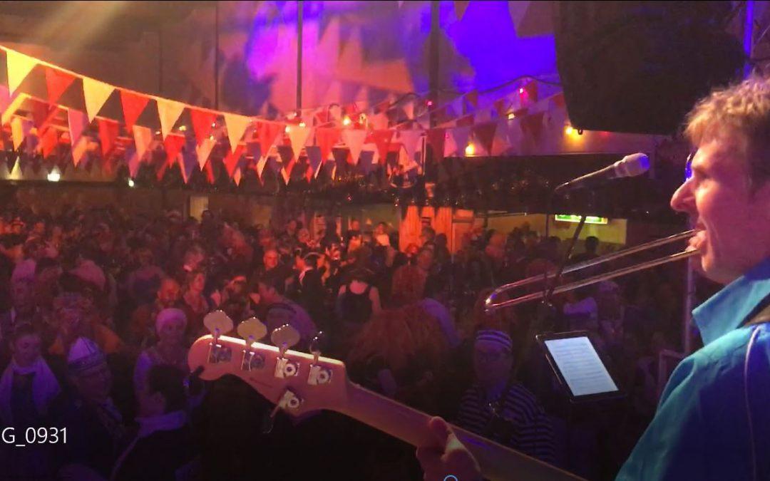 Gelungene Party mit 3 Coverbands in Rheinbreitbach